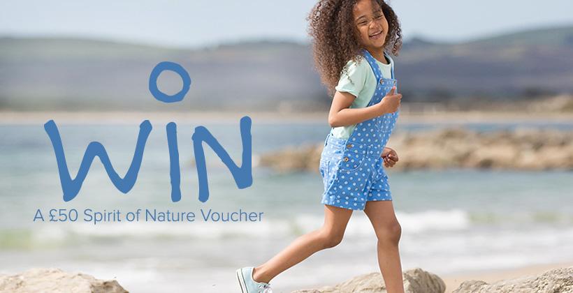Win a £50 Spirit of Nature Voucher