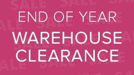 End of year warehouse clearance