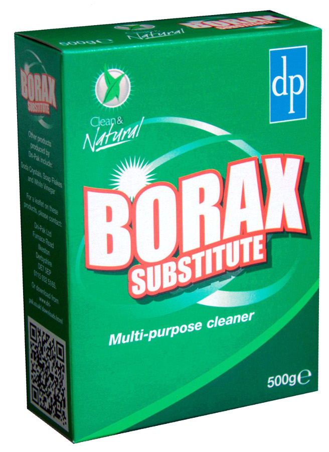 Borax Substitute 500g Natural Collection Select
