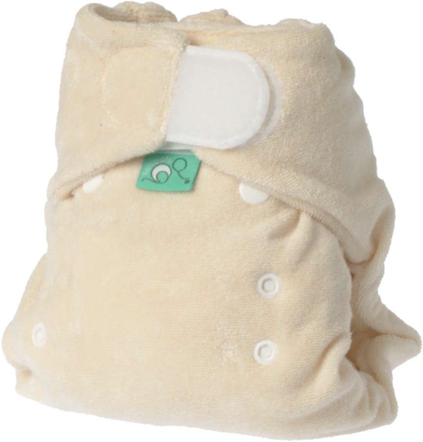 Tots Bots Bamboozle Stretch Reusable Nappy  Size 1