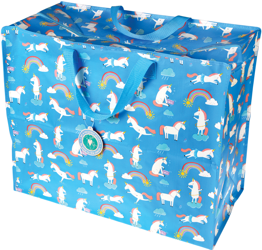 recycled jumbo storage bag magical