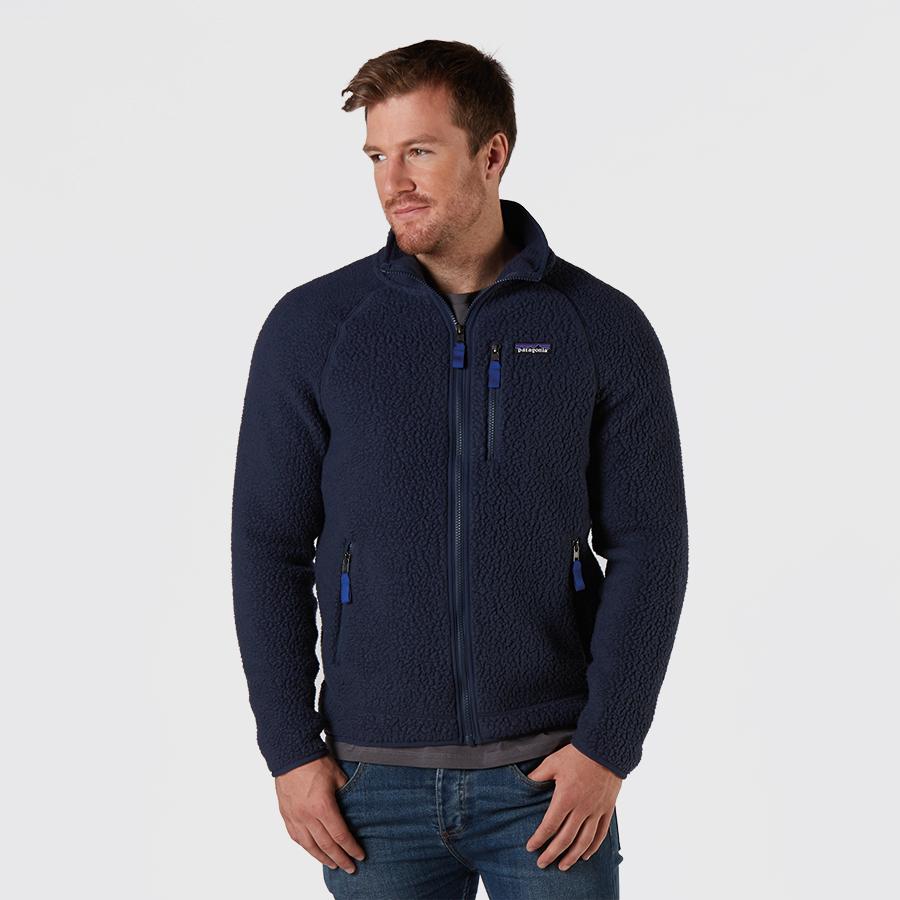 san francisco the cheapest utterly stylish Patagonia Men's Retro Pile Jacket - Neo Navy - Patagonia