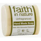 Faith in Nature Fragrance Free Soap - 100g
