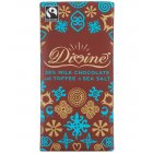 Divine Milk Chocolate with Toffee & Sea Salt 100g