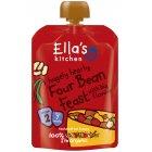 Ella's Kitchen Four Bean Feast 130g
