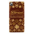 Divine Milk Chocolate with Almonds - 100g