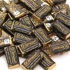 Divine Dark Chocolate Minis - Pack of 100 Mini Bars