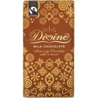 Divine Milk Chocolate 100g