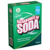 Clean & Natural Bicarbonate of Soda 500g