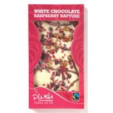 Plush Raspberry Rapture Milk Chocolate Bar 110g