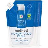 Method Laundry Liquid Refill 85 washes - Fresh Air 1020ml