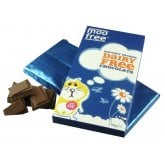 Dairy Free Organic Milk Chocolate Bar 100g