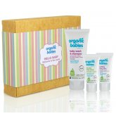 Green People Hello Baby Organic Gift Set - Stripe