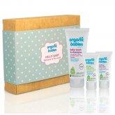 Green People Hello Baby Organic Gift Set - Blue
