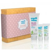 Green People Hello Baby Organic Gift Set - Pink