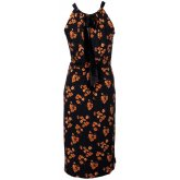 Nancy Dee Carla Poppy Print Dress