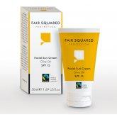 Fair Squared Olive Oil Facial Suncream - 50ml