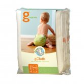 gNappies Washable Inserts - Pack of 6 - Medium-Large