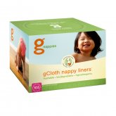 gNappies Flushable Liners for washable inserts - Pack of 105
