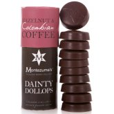 Montezuma's Hazelnut & Coffee Dainty Dollops - 150g