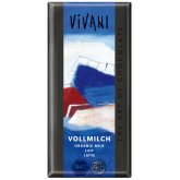 Vivani Organic Milk Chocolate - 100g