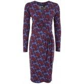 Nancy Dee Eliza Vintage Bloom Wrap Dress
