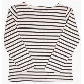 The Fableists Organic Breton Stripe Unisex Top