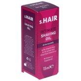 s.HAIR Intimate Shaving Oil 15ml
