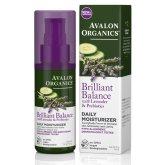 Avalon Organics Daily Moisturiser - 50g