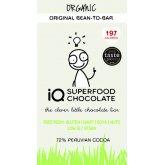 IQ Superfood Original Bean to Bar Raw Chocolate - 35g