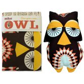 Sew Your Own Owl Tea Towel
