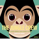 The Jungle Crew Paper Animals Story Book