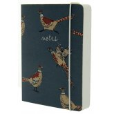 Woodland Trust Pheasant Notebook - A6