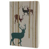 Woodland Trust Stag Notebook - A5