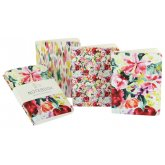 Watercolour Lily Pocket Notebooks - Set Of 3