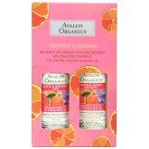 Avalon Organics Grapefruit & Geranium Gift Set