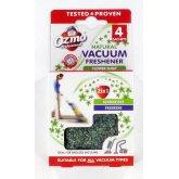 Ozmo Bagless Vacuum Freshener - 4 Sachets