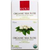 Radius Natural Biodegradable Silk Dental Floss - 30 Metres