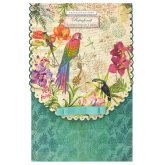Rainforest Scented Drawer Liners x 6