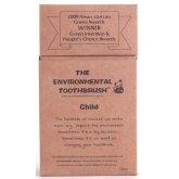 Environmental Bamboo Toothbrush - Childrens