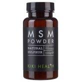 Kiki Health MSM Powder - 100g