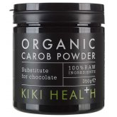Kiki Health Organic Carob Powder - 350g