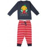 Frugi Little Long John Humpty Dumpty Pyjama Set