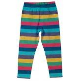 Frugi Libby Rainbow Leggings