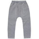 Sense Organics Talia Small Ikat Print Trousers