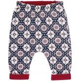 Sense Organics Baker Reversible Floral Berry Baby Pants