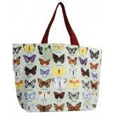 Large Butterfly Shopper Bag