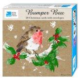 RSPB Christmas Bumper Box - 20 Cards