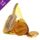 Divine Fairtrade Milk Chocolate Coins 65g