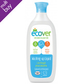 Ecover Washing-Up Liquid with Camomile and Marigold - 500ml